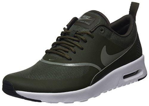 Nike Damen Wmns Air Max Thea Gymnastikschuhe - Grün (Cargo Khaki/dark Stucco/black 310) , 38.5 EU