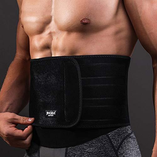WZNING Deporte de la cintura correa de soporte pesas ayuda trasera barra protectora del...