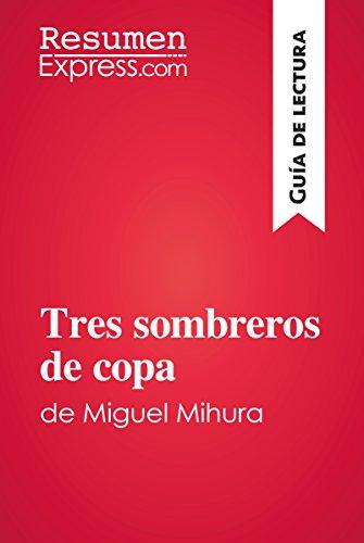 Tres sombreros de copa de Miguel Mihura (Guía de lectura): Resumen y análisis completo