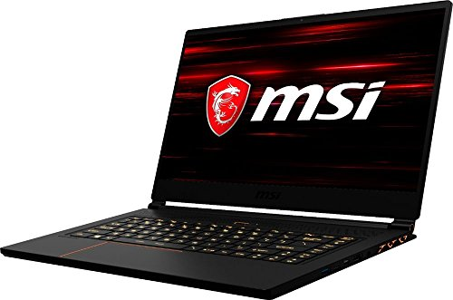 MSI GS65 Stealth THIN-037 Laptop, 15.6' 144Hz 7ms FHD...