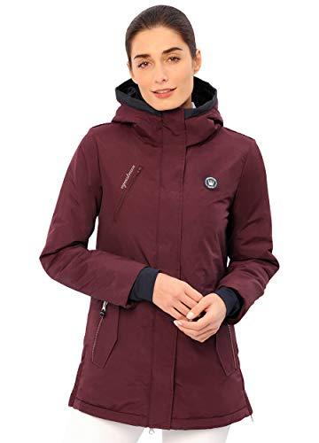 SPOOKS Damen Jacke, leichte Damenjacke mit Kapuze, Herbstjacke - INES Jacket XS-XXL
