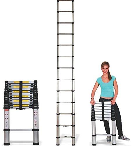 Escalera Telescópica de 3.8 metros