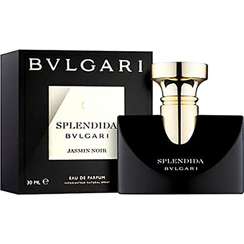 Bvlgari Splendida Jasmin Noir Eau de Parfum femme woman, 1er Pack (1 x 30 ml)
