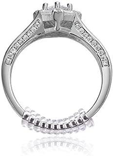 GWHOLE Ring Size Adjuster with Silver Polishing Cloth,Set...