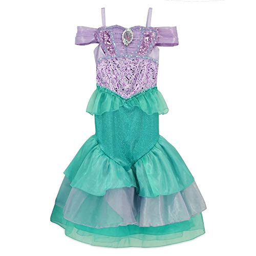 Disney Ariel Costume for Girls – The Little Mermaid, Size 4