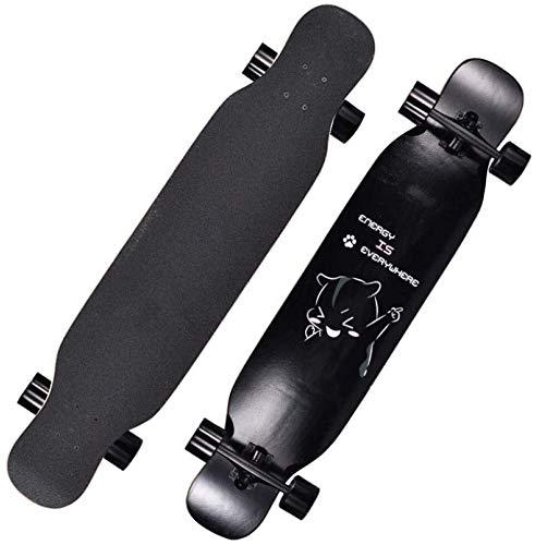 FZWAI Solid Color Maple Finger Skateboard 8 Schicht Mini Brett Longboard-Finger-Skateboard Kid Deck Rad Penny Skate-Brett-Spielzeug-Geschenk (Color : Fantasy Double Warp)