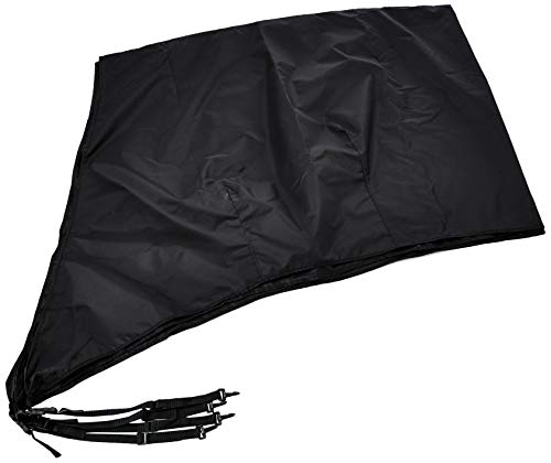 """Taylor Made Products 12003OR Easy-Up Gazebo Shade Top (Black) , 8'L x 102""""W x 50""""H"""