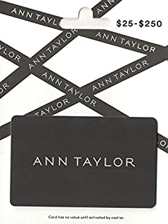Ann Taylor Gift Card
