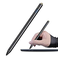 【Universal Compatibility】This active ipad stylus pen is wide using for most capacitive touch screen devices, compatible with iOS devices as well (iPad Pro iPad Mini iPad Air iPhone 11/Pro/Pro max iPhone X iPhone 8/8 Plus iPhone 7/7 Plus iPhone 6s/6s ...