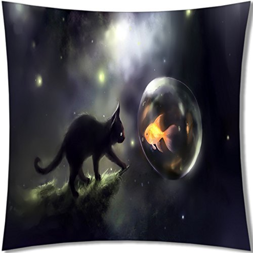 B-ssok High Quality of Lovely Cat Pillows A35
