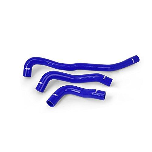 Mishimoto Mmhose-mia-16bl Miata Coque en silicone liquide de refroidissement kit de tuyaux, 2016 +, Bleu