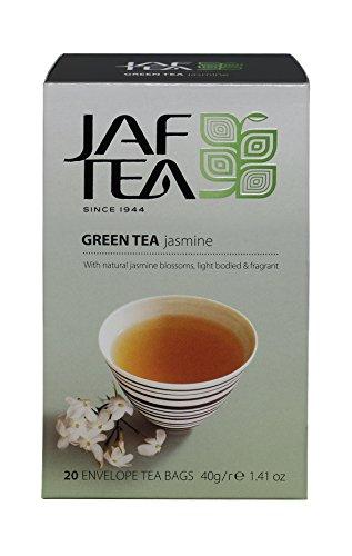 Jaf Tea Grüner Tee - Jasmin - 20 Teebeutel