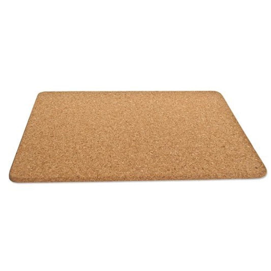 衣服消化器合理化Cork Sauna Mat (450 X 300 X 12MM) [並行輸入品]