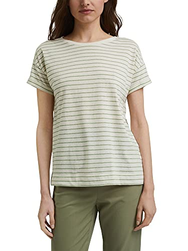 ESPRIT Recycelt: T-Shirt mit Organic Cotton