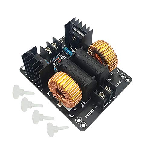 IJJ ZVS 20A 1000W Low Voltage Induction Heating Module Flyback Heater Driver Board