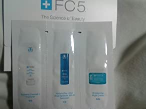 Arbonne Fc5 Face 3 Samples Set(Normal/Dry Skin)
