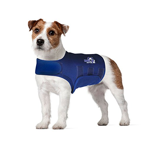 Mellow Shirt Dog Anxiety Calming Wrap, Small