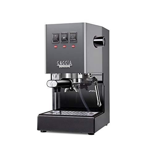 Gaggia Classic Pro Colour Vibes Manual Coffee Machine (Grey)