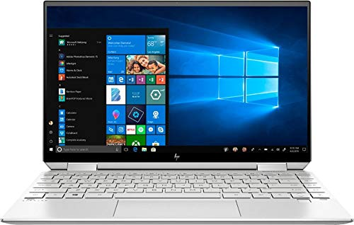 Product Image 6: HP Spectre x360-13.3″ FHD Touch – 10gen i7-1065G7-8GB – 512GB SSD 32GB Optane – Silver
