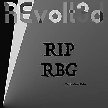 RIP RBG