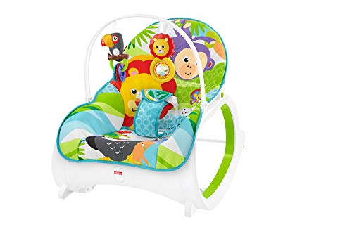 Fisher-Price - Hamaca Crece Conmigo Safari