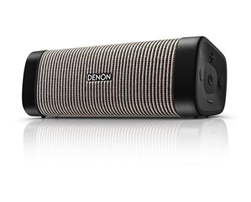 Denon Envaya Mini Bluetooth Lautsprecher (IP67-klassifiziert, 11h Akku) grau