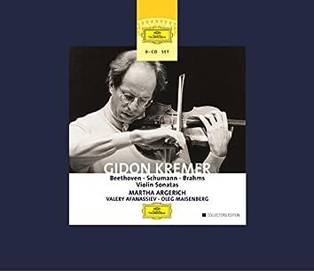 Beethoven - Schumann - Brahms: Complete Violin Sonatas
