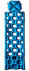 ultralight sleeping pad klymit o zone