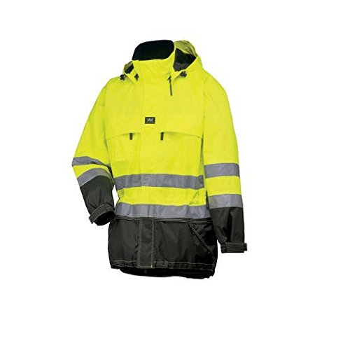 Helly Hansen Workwear 34-071377-169-3XL - Parka, unisex, color rojo, talla 3XL