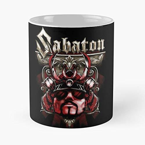 xuthonaz Last Heavy Stand Heroes Metal The Sabaton Best 11 oz Kaffeebecher - Nespresso Tassen Kaffee Motive