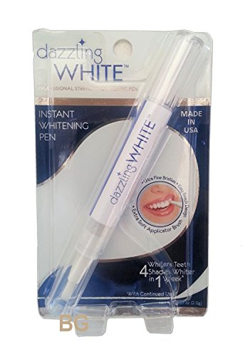 Dazzling White - Instant Whitening Pen - Professional Strength - 2 Pack!