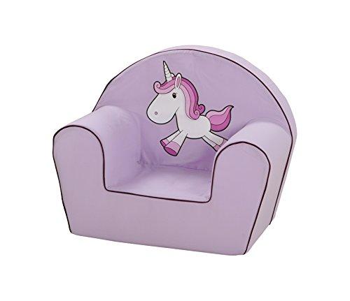 Knorrtoys 68374–Sillón para niños UMA.El Unicornio