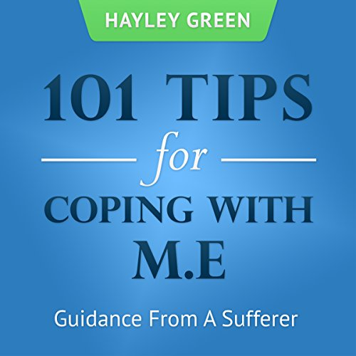 101 Tips For Coping With ME audiobook cover art