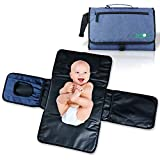 Sprout Baby Products   Portable Changing Pad   Waterproof Diaper and Wipes Mat