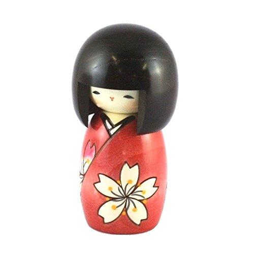 Muñeca Kokeshi - Sakura grande