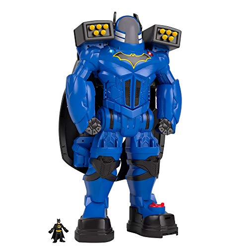 Fisher Price Figura de Acción Imaginext Battle Bot