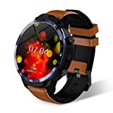xiaoxioaguo La montre intelligente est adaptée pour Android 10 MT6762 CPU 4G 64GB LTE 4G Wireless Projection 900mAh Mobile Power Supply Face ID Dual Camera