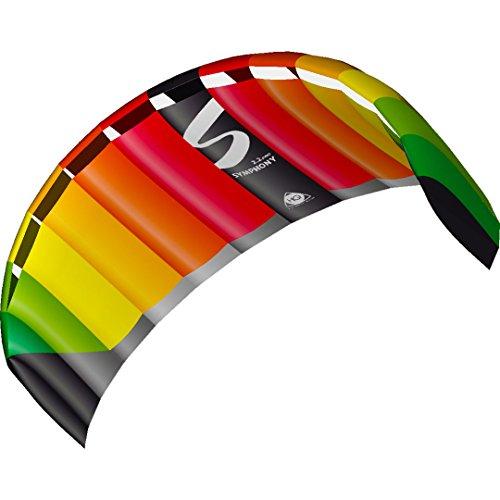 HQ Windspiration 11770550 Symphony Pro 2.5 Rainbow