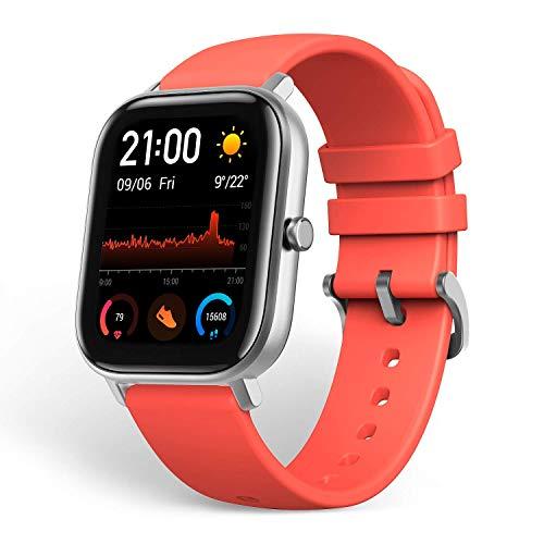 Huami Amazfit GTS Smart Watch(Vermillion Orange)