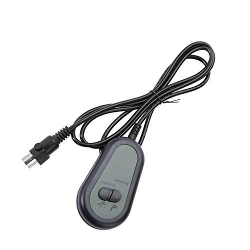Jeankak Interruptor de Controlador Profesional, Accesorios de Interruptor, Control Remoto de Interruptor...