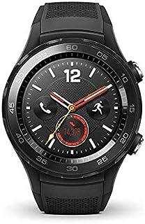 Huawei Watch 2 Sport 4G Version smart Watch, Silicone Band - Black