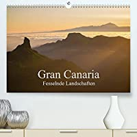 Gran Canaria - Fesselnde Landschaften (Premium, hochwertiger DIN A2 Wandkalender 2022, Kunstdruck in Hochglanz): Einzigartige Gebirgs- und Kuestenlandschaften der drittgroessten Kanarischen Insel (Monatskalender, 14 Seiten )
