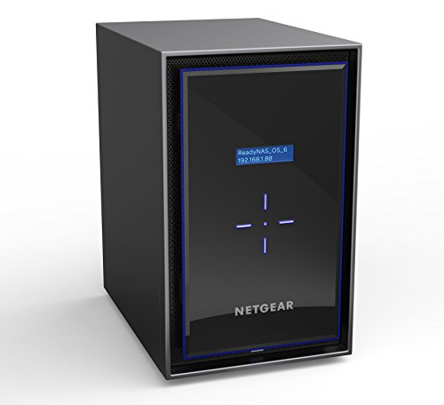 Netgear RN42800-100NES ReadyNAS (428 8-Bay Network Attached Storage Diskless)