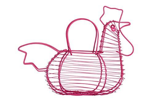 Premier Housewares 509384 - Huevera, Color Rosa
