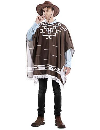 EUROCARNAVALES Disfraz de Forajido para Hombre