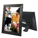 Sylvania Digital Cloud Picture Frame 10' Wi-Fi Frameo APP Control 8GB Storage...