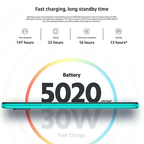 Xiaomi Redmi Note 9 Pro Smartphone - 6.67