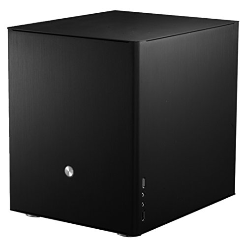 JONSBO PCケースV4ブラック ブラック