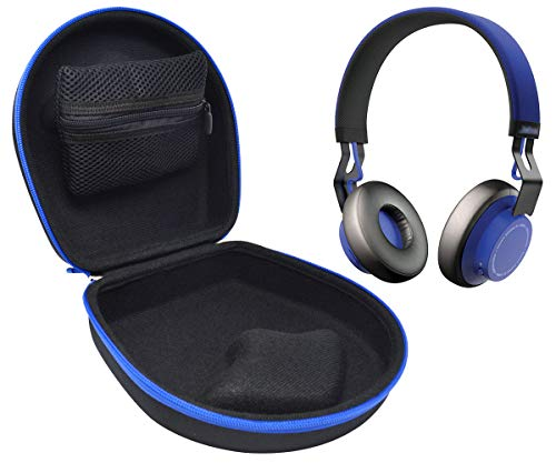 Headphone Case for JBL Live 650 BT NC, Jabra Move, Skullcandy S6HBHW-515 Hesh 2, Hesh 2 Wireless,Hesh, Hesh 3, Crusher, Grind, Uproar Bluetooth; Sennheiser HD598, HD558, HD518; MDRXB950BT, XB650