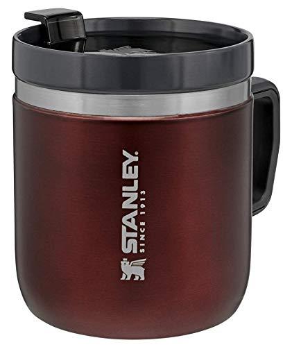 Stanley The Ceramivac GO Coffee Mug 12oz Wine